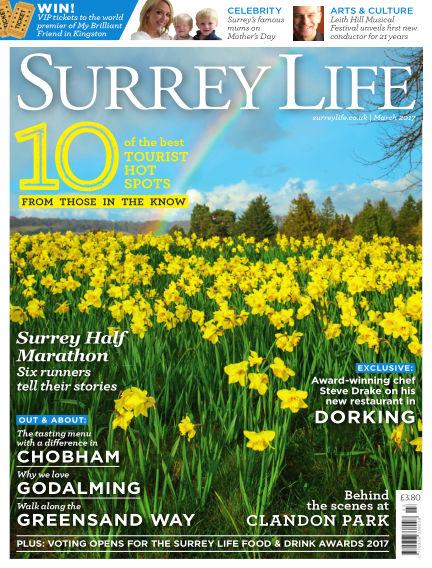 Surrey Life February 16, 2017 00:00