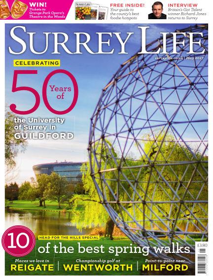 Surrey Life April 13, 2017 00:00