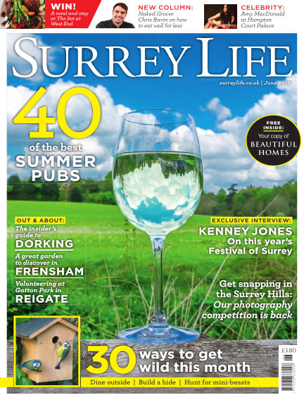 Surrey Life May 18, 2017 00:00