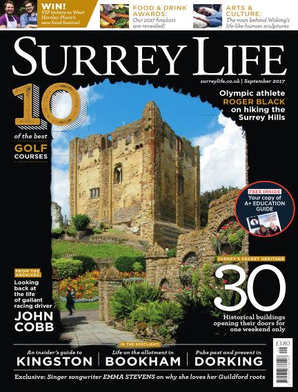Surrey Life August 24, 2017 00:00