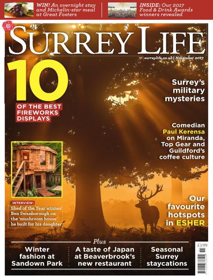 Surrey Life October 19, 2017 00:00