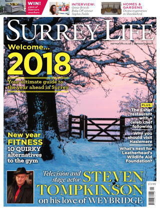 Surrey Life January 2018