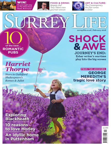 Surrey Life January 18, 2018 00:00