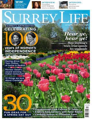 Surrey Life March 2018