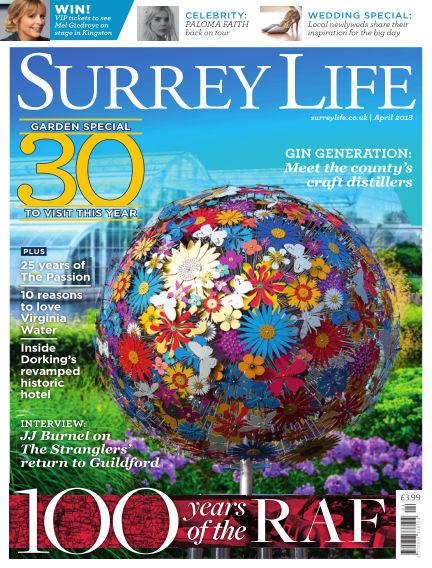 Surrey Life March 14, 2018 00:00