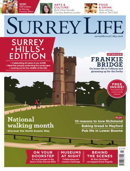 Surrey Life April 19, 2018 00:00