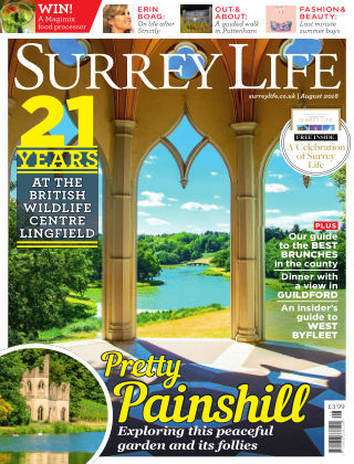 Surrey Life August 2018