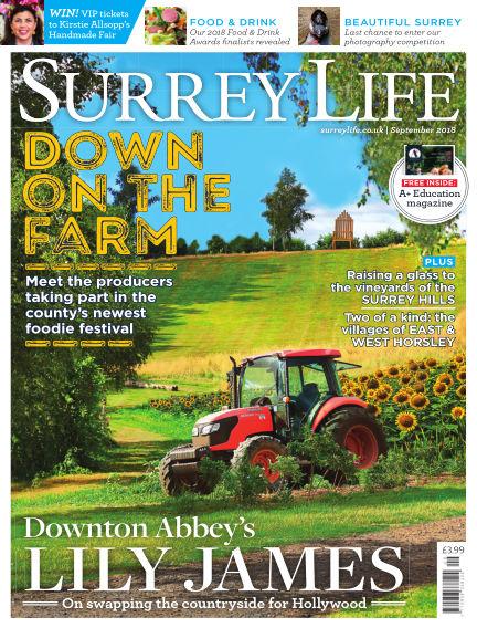 Surrey Life August 23, 2018 00:00