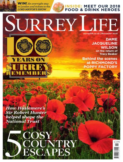 Surrey Life October 18, 2018 00:00