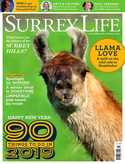 Surrey Life December 20, 2018 00:00