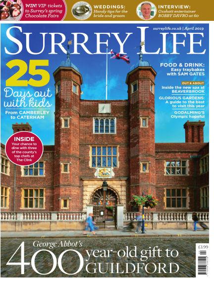 Surrey Life March 14, 2019 00:00