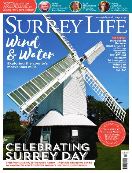 Surrey Life April 18, 2019 00:00