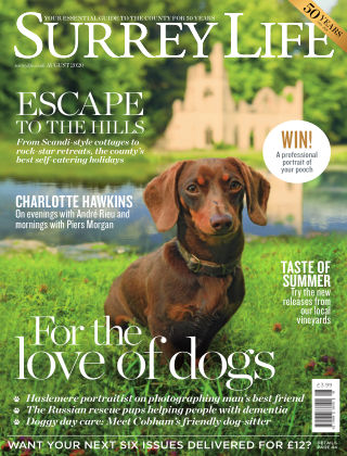 Surrey Life August 2020