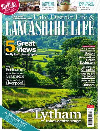 Lancashire Life July 2014