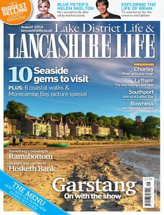 Lancashire Life August 2014