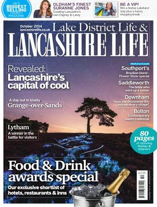Lancashire Life October 2014