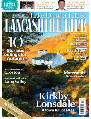 Lancashire Life November 2014