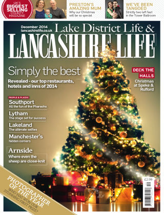 Lancashire Life December 2014