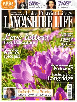 Lancashire Life February 2015