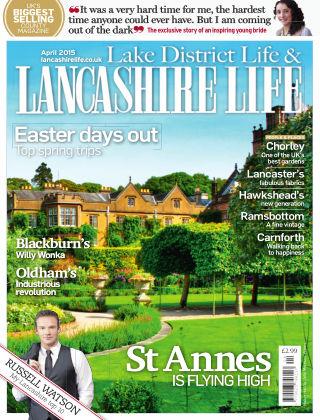 Lancashire Life April 2015