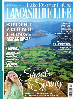 Lancashire Life April 2016