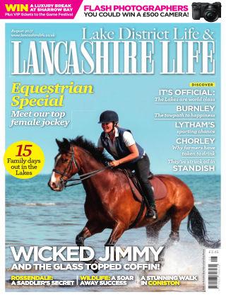 Lancashire Life August 2017