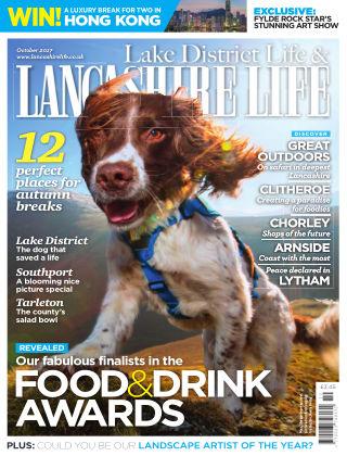 Lancashire Life October 2017