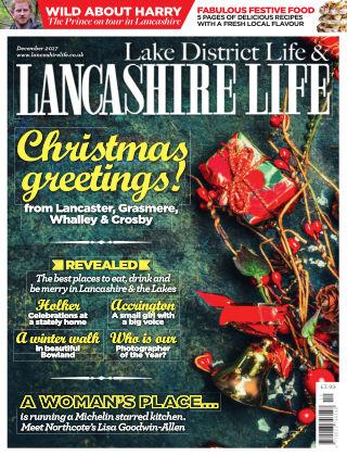 Lancashire Life December 2017