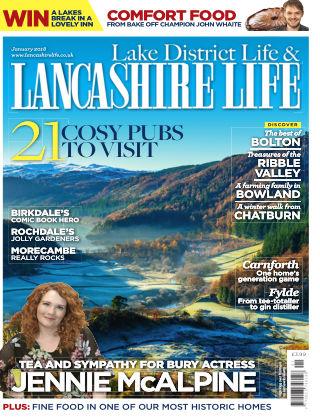 Lancashire Life January 2018
