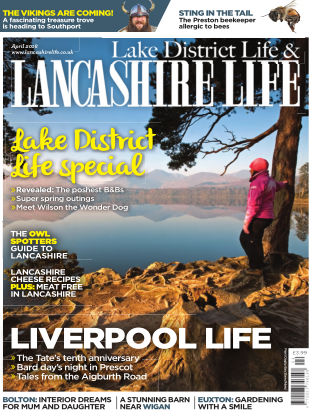 Lancashire Life April 2018