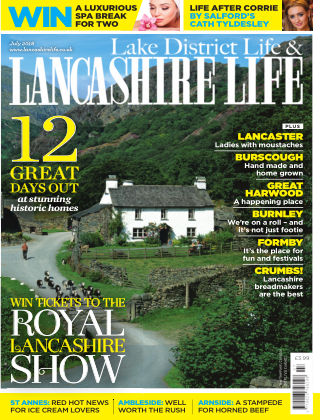 Lancashire Life July 2018
