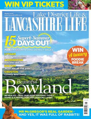 Lancashire Life August 2018