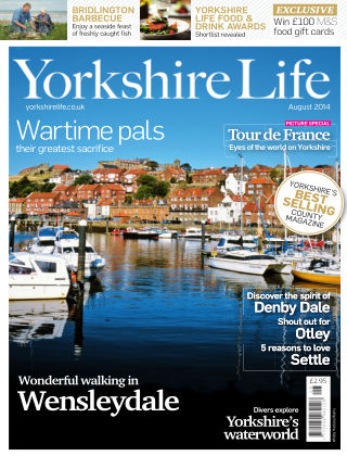 Yorkshire Life August 2014