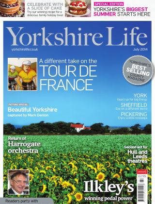 Yorkshire Life July 2014