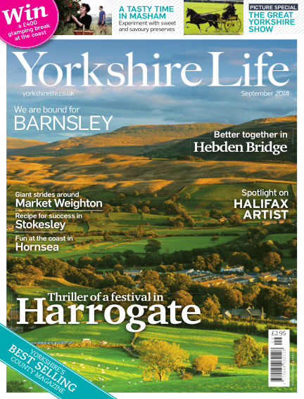 Yorkshire Life August 21, 2014 00:00