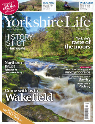 Yorkshire Life October 2014
