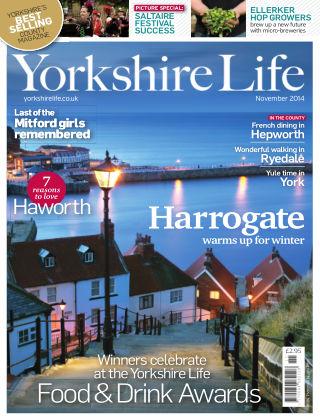 Yorkshire Life November 2014