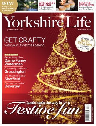 Yorkshire Life December 2014
