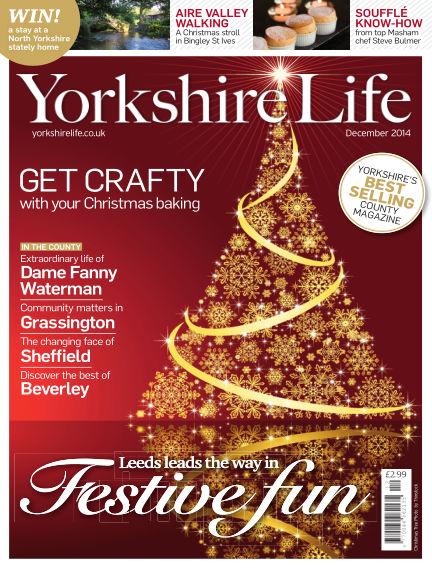 Yorkshire Life November 13, 2014 00:00