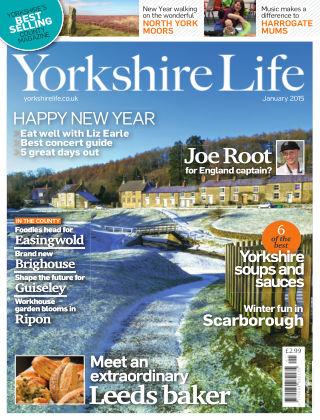 Yorkshire Life January 2015