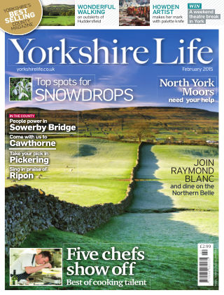 Yorkshire Life February 2015