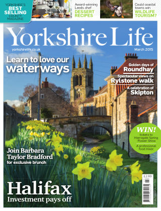 Yorkshire Life March 2015