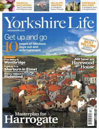 Yorkshire Life April 2015