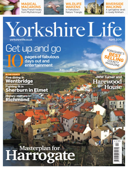 Yorkshire Life March 12, 2015 00:00