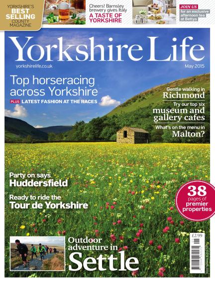 Yorkshire Life April 14, 2015 00:00
