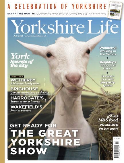 Yorkshire Life June 18, 2015 00:00