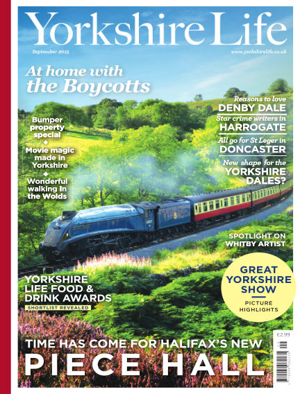 Yorkshire Life August 20, 2015 00:00