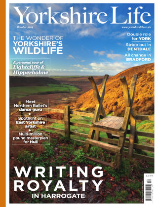 Yorkshire Life October 2015