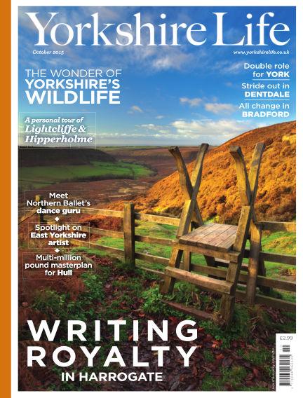 Yorkshire Life September 24, 2015 00:00