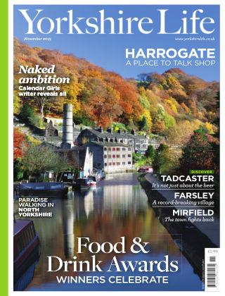 Yorkshire Life November 2015